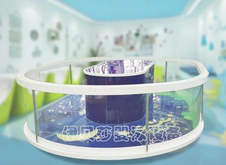 婴幼儿环流玻璃池
