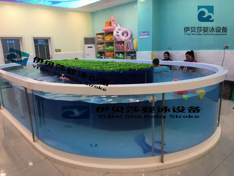 婴儿游泳池,婴儿游泳馆,婴儿玻璃游泳池,亲子游泳,亲子玻璃游泳池,游泳设备