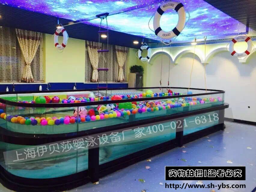 环保节能儿童泳池【椭圆形池】